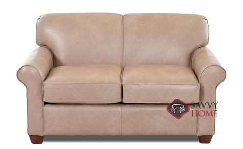 leather twin sleeper sofa calgary leather twin by savvy is fully customizable by you