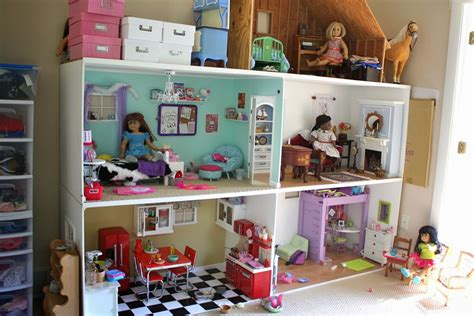American Doll Living Room Plans by Pippaloo For Dolls The Dollhouse Tour Constructed From