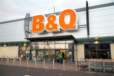B&q To Swing Axe On 200 Hq Jobs  Retail Gazette