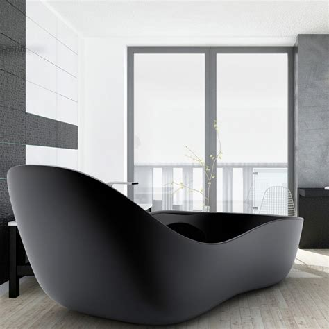 Vasca Bagno Design by Vasca Da Bagno Freestanding Laccata Design Moderno Wave