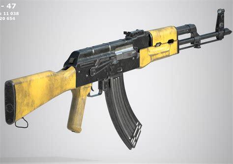 Guns | CGTrader