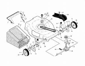 Drive Control  Gear Case  Wheels Diagram  U0026 Parts List For