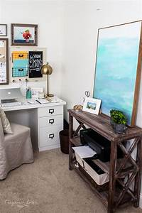 diy, office, spaces, , tips, for, diy, desk, ideas, , organization, , and, office, decor, to, inspire, you, to, work