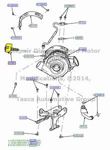 Nuevo Turbocompresor Actuador Del Oem Ford F250 F350 F450