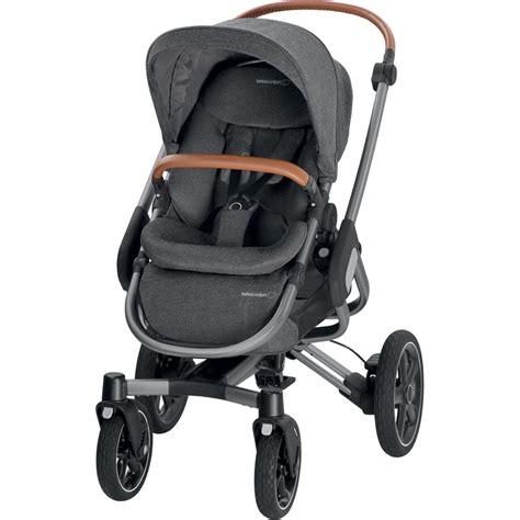 bebe confort poussette 4 roues sparkling grey de bebe confort en