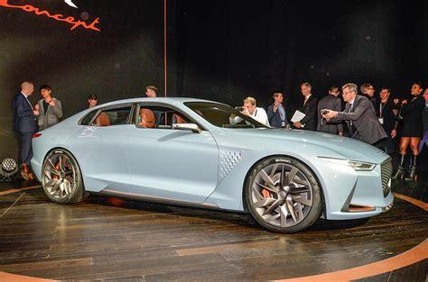 hyundai luxury brand genesis set   uk debut autocar