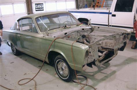 Grades Of Classic Car Restoration...