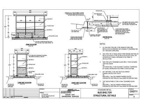 shed floor plan civil engineering standard drawings cgg711 shelter