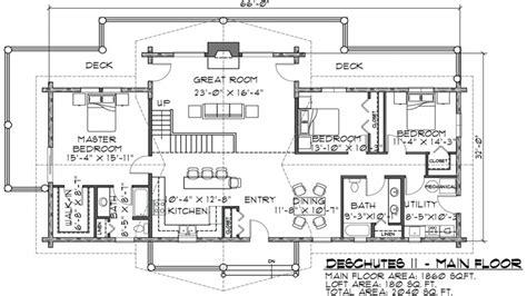 home blueprints 2 log cabin floor plans 2 log home plans log