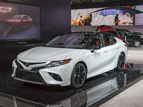 2019 Toyota Camry New Design