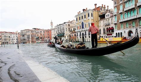 Venice Under Water Photos The Big Picture