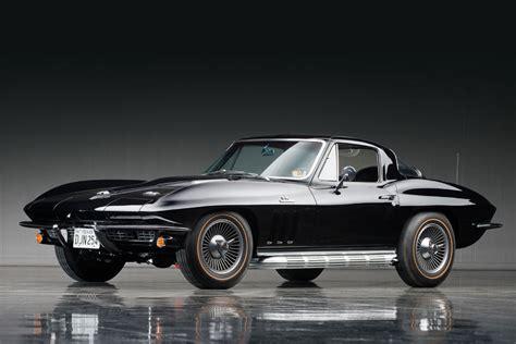 corvette auction preview  don davis collection  rm