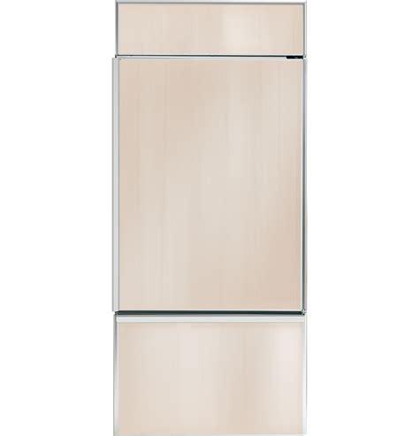 ge monogram  built  bottom freezer refrigerator zicnrlh ge appliances