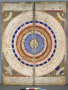 Calendrier Astronomique Circulaire  Cresques Abraham  1375