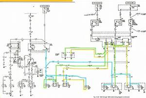 Wiper Motor Wiring Diagram Toyota