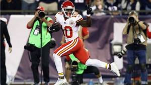 Chiefs39 Tyreek Hill Could Be Punished By NFL For His Peace
