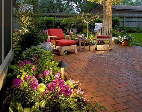 Gorgeous Backyards by Beautiful Backyards Garden Ideas