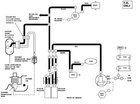 1997 Ford F 150 Vacuum Diagram by Need Vacuum Diagram For 97 F150 Ford Truck Enthusiasts