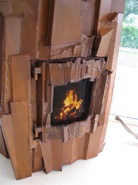 Feuerstelle Aus Cortenstahl Gahr