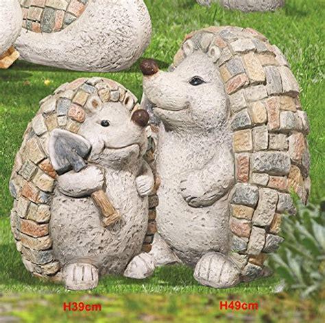 Garten Deko Igel by Gartenfigur Igel Gartenfiguren Abc