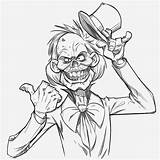 Haunted Mansion Drawing Hitchhiking Ghost Ghosts Sketch Ezra Disney Coloring Pages Cohen Graffiti Sketches Drawings Character Cartoon Disneyland Drawn Characters sketch template