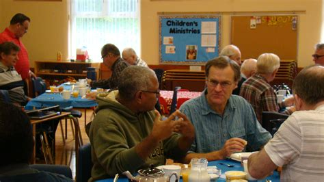 Men's breakfast – St. Andrew's Scarborough