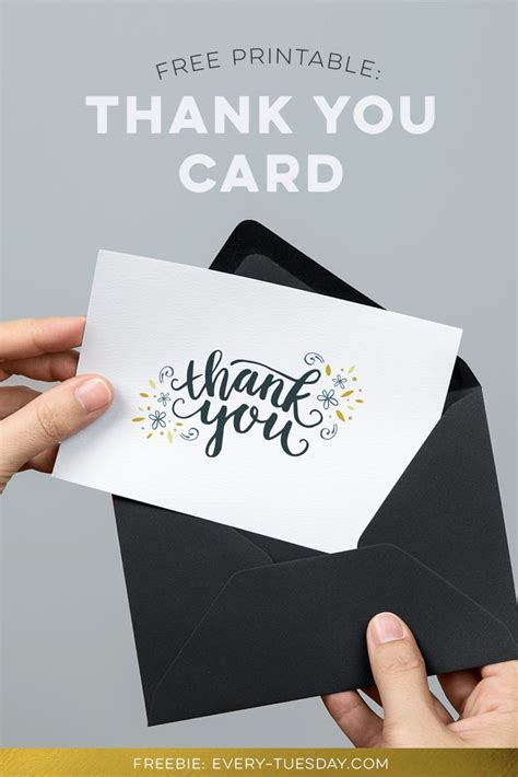 freebie hand lettered    card printable