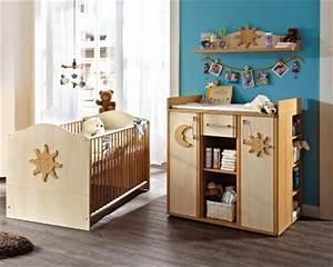 Kinderbett Und Wickelkommode Set : babybett und wickelkommode set ~ Bigdaddyawards.com Haus und Dekorationen