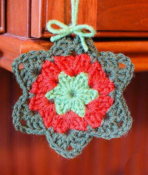 wonderful diy crochet christmas ornaments