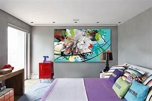 Tableau D École Mural : tableau fleurs d 39 t izoa ~ Melissatoandfro.com Idées de Décoration
