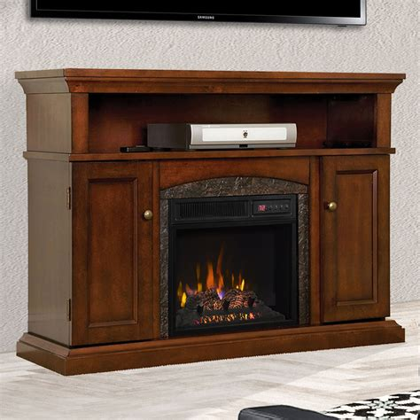 media electric fireplace lynwood infrared electric fireplace media cabinet vintage