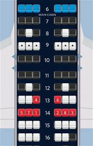 Delta Flight Seating Chart Well How Would You Arrange 6 Kids On A Plane Points
