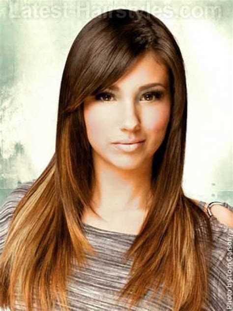 Bangs Hairstyles For Hair by 15 Haircut For With Oval Hairstyles And