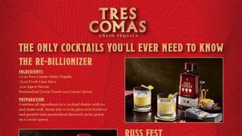 commas   tres comas anejo tequila