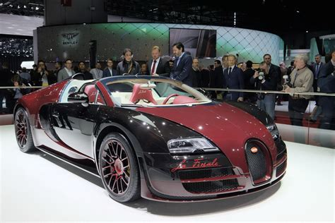 first bugatti veyron first and last bugatti veyron built share the stage in