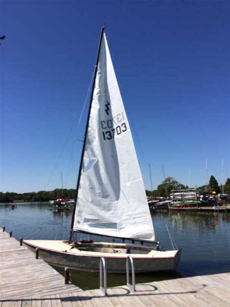 New Boats For Sale In Dallas Texas by Lightning 19 Ft 1982 Dallas Texas Sailboat For Sale