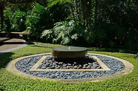 landscape fountains design landscaping around a fountain guide nice plan