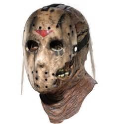 Walmart Halloween Wigs by Jason Deluxe Overhead Latex Mask Costume Holiday House