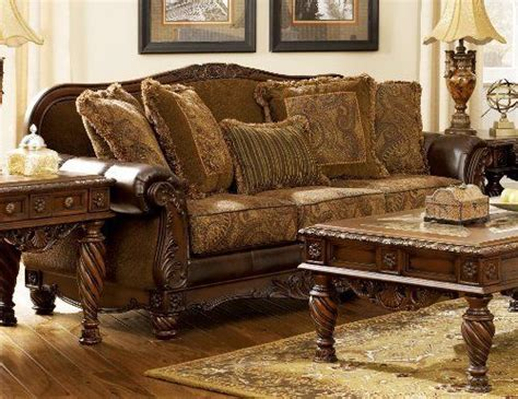 sofa  ashley furniture  ashley furniture rustic