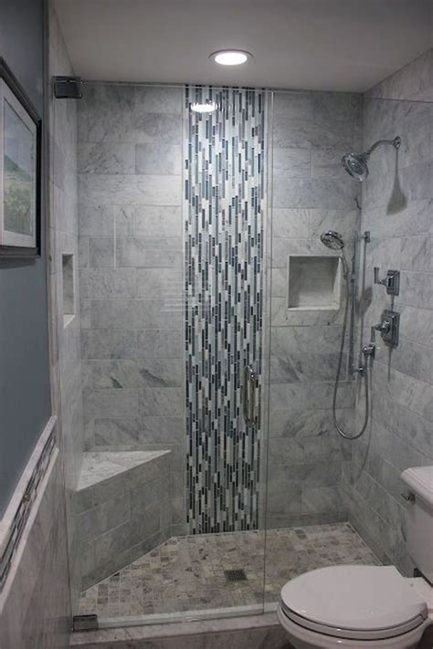 Popular Bathroom Tile Shower Designs by 21 Top Trends And Cheap In Bathroom Tile Ideas For 2019
