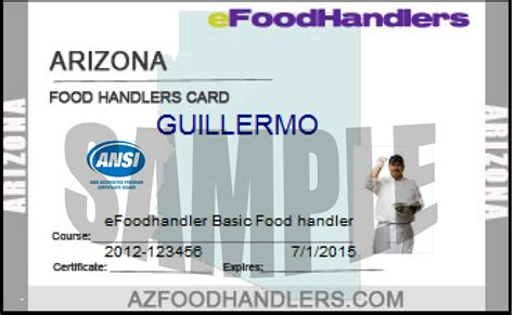cuisines az food handlers license with best picture collections