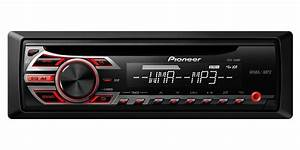 Pioneer Deh 150mp In Car Vehicle Radio Cd Player Music Audio Headunit Stereo