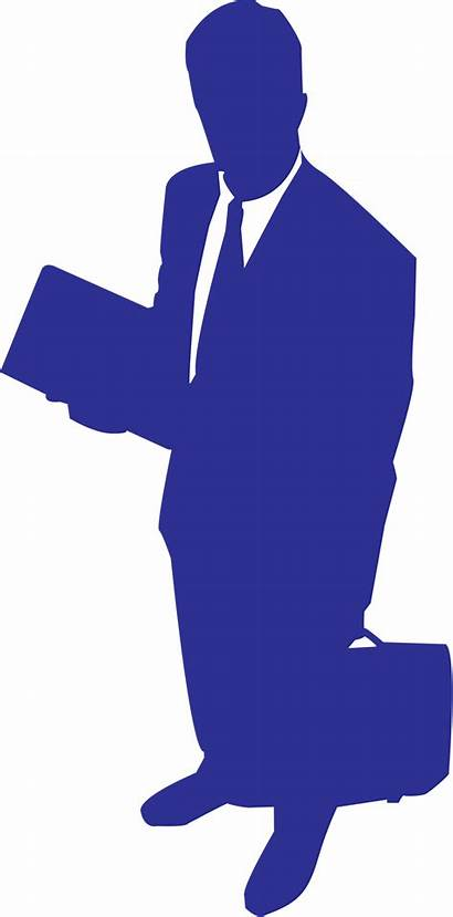 Business Being Guide Career Analyst Complete Silhouette