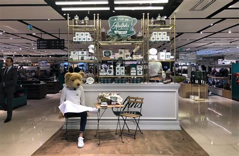 You can order ralph lauren's premium organic tea and coffee brands online, along with coordinating drink wear, here, or shop below. 'Pop-Up' Coffee Shop | Spyker