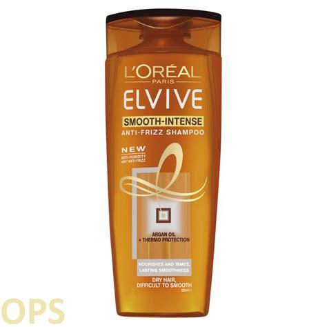 loreal elvive smooth intense anti frizz shampoo ml