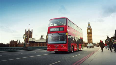 wallpaper electric bus london  electric double