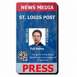 blank press pass template wwwimgkidcom the image kid With media pass template