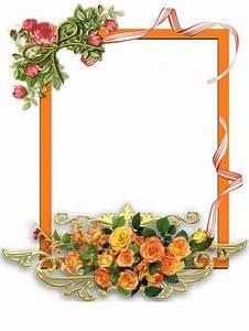 frame PNG by Melissa-tm | Borders- Flowers n Plants ...
