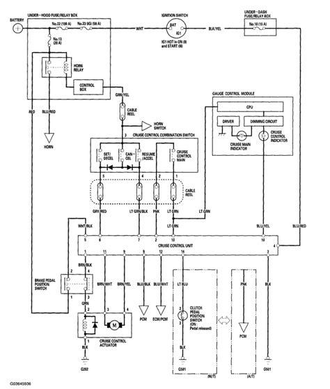 Reading Vehicle Speed Sensor Honda Accord From