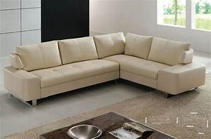 Exquisite Full Leather Corner Couch - Contemporary